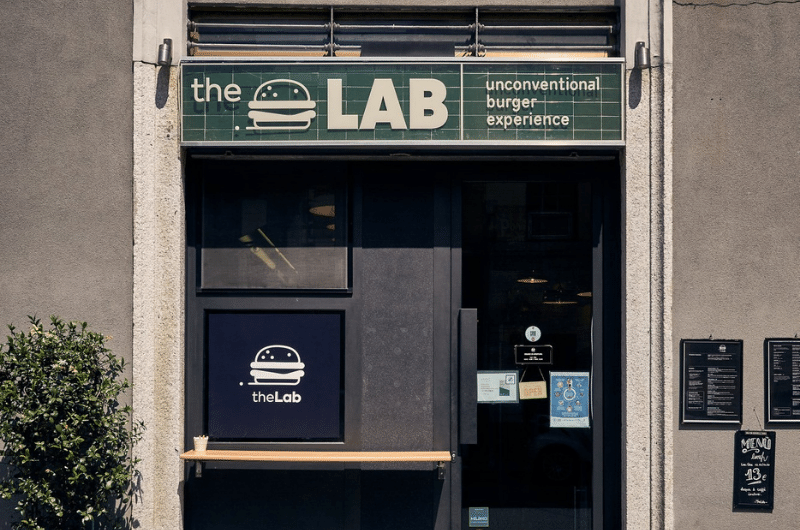 The Lab Milano Hamburger