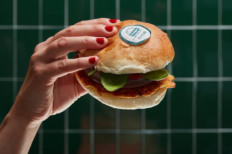 The Lab Milano Hamburger