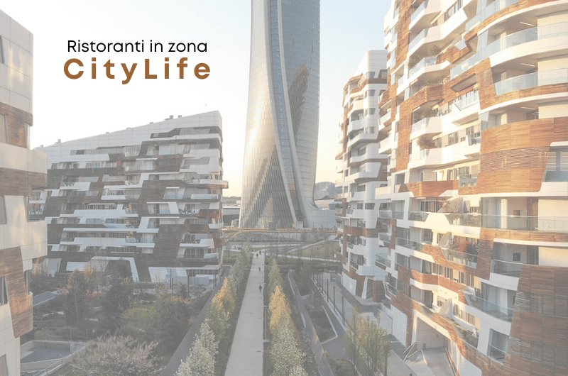 Ristoranti City Life Milano