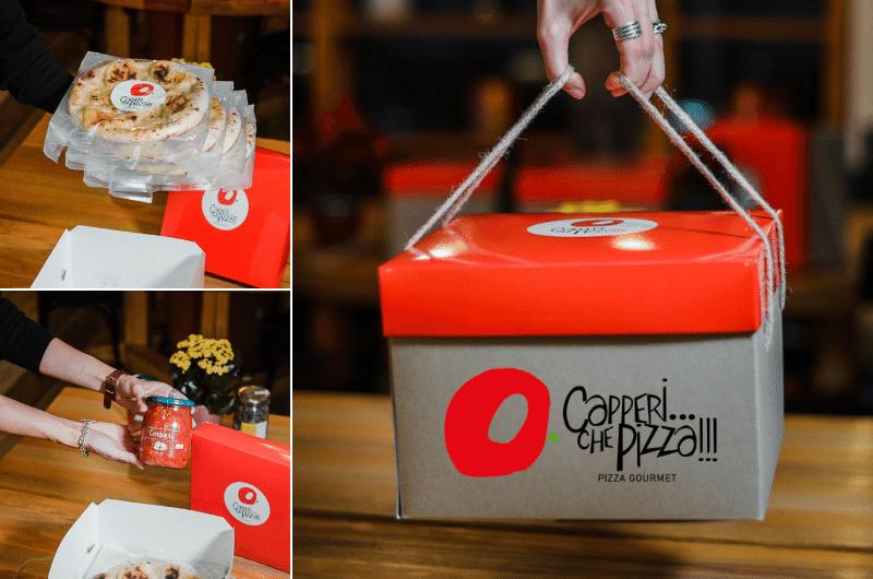 Pizzeria Capperi che Pizza Milano
