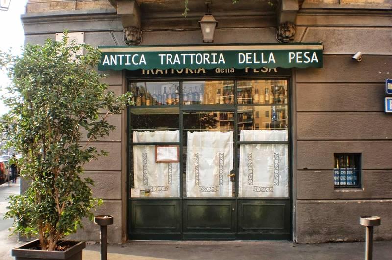 Antica Trattoria della Pesa Milano