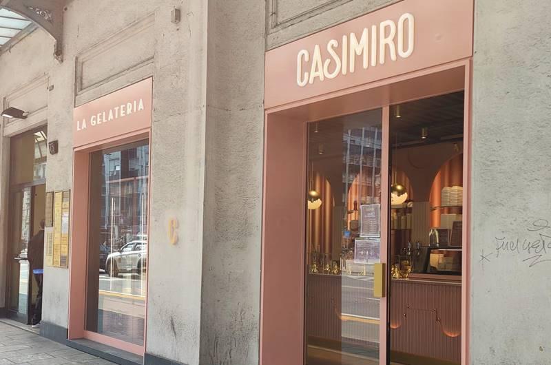 Casimiro Gelateria Milano