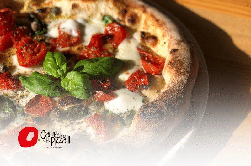 Pizzeria con Dehors Milano - Capperi che Pizza